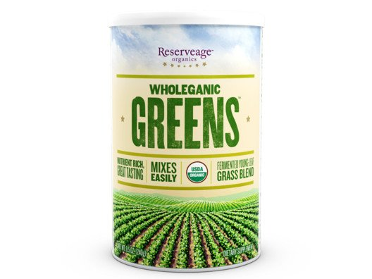 Nutrient-Rich Green Superfood Powder from Alicia Silverstone