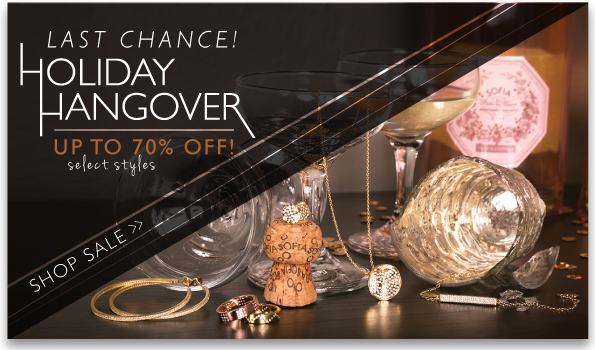 Last Chance Holiday Hangover Sale | 70% Off