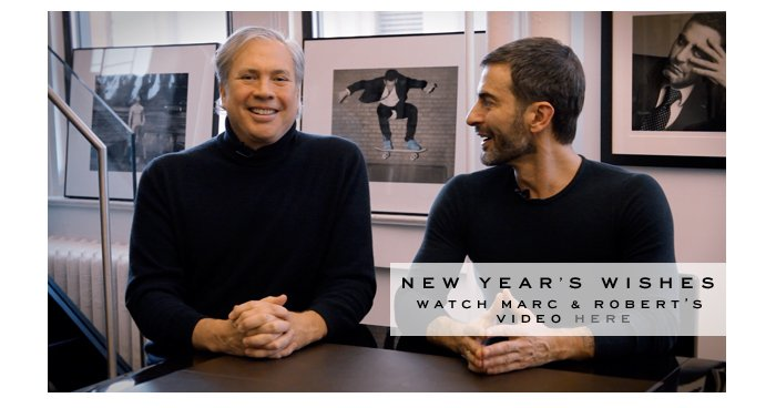 Marc Jacobs | Happy New Year Video