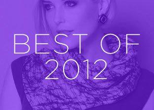 Best of 2012: Designer Scarves