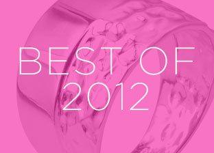 Best of 2012: Silver Jewelry