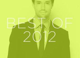 Best of 2012: Men's Apparel