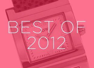 Best of 2012: Designer Watches