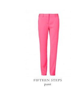 fifteen steps