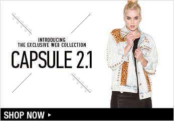 Web Exclusive Collection - Shop Now