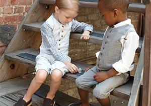 A Fresh Start:  Classic Apparel for Boys