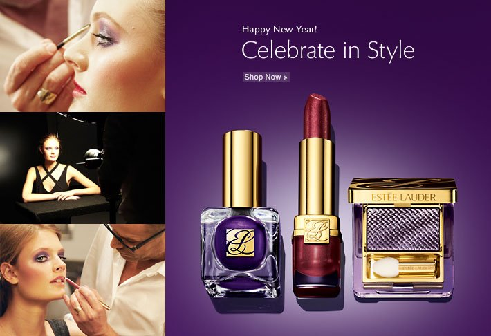 Happy New Year!    Celebrate in Style Shop Now »