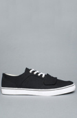 <b>Creative Recreation</b><br />The Cesario Lo XVI Sneaker in Black Canvas