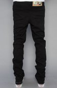 <b>Cheap Monday</b><br />The Core Tight Fit Jeans in OD Black Wash