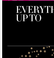 Everything up to 80% off!