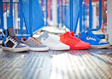 Shop New Supra Sneakers & More