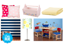 The Kids' Bright Bedroom Shop by Color
