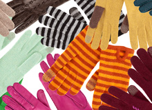 100 Picks Leather & Tech-Friendly Gloves