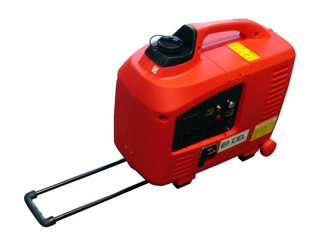 EXCEL 2000W Power Generator Compact Portable 110V/120V AC/DC Inverter Gasoline