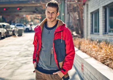 Shop Get Street Smart: Layering Lessons