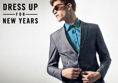 Shop Dress Up for New Year's Eve: Apparel