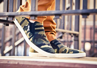 Shop Slick New Slip-Ons from Five Four