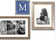 The At-Home Gallery Wall Art & Frames