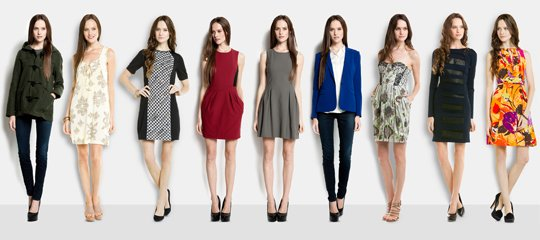 Best of 2012:The Nine Trends to Wear into 2013