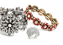 New Year, New Baubles Bold Rings, Bangles, & More