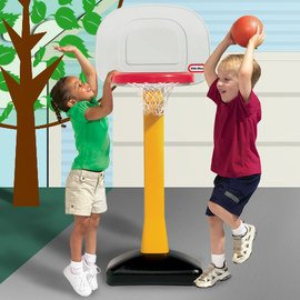 Hoops & Alley-Oops: Basketball Toys