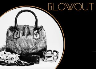 Luxury Accessories Blowout