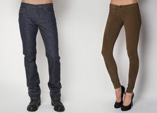 Wardrobe Essentials: Denim Sale for Him & Her