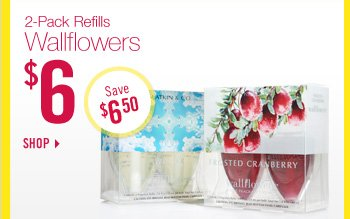 2-Pack Wallflowers Refills - $6