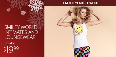 Smiley World Intimates and Loungewear