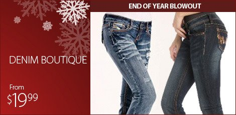 Denim Boutique from $19.99