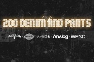 Top 200 Denim and Pants
