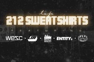 Top 212 Sweatshirts