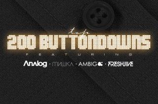 Top 200 Buttondowns