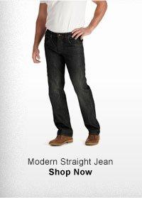 MODERN STRAIGHT JEAN SHOP NOW