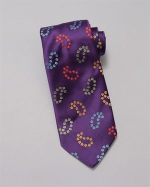 Richard James Silk Necktie - Made in England $25