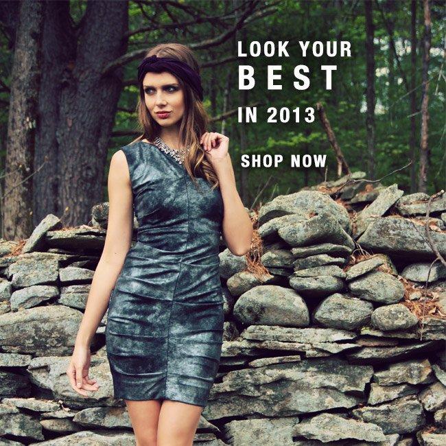 Look Your Best In 2013