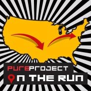 Find PureProject on the Run and Win