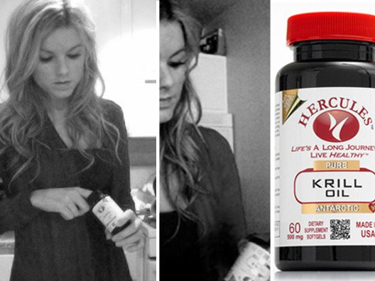Hercules Krill Oil Supplement from Ali Fedotowsky