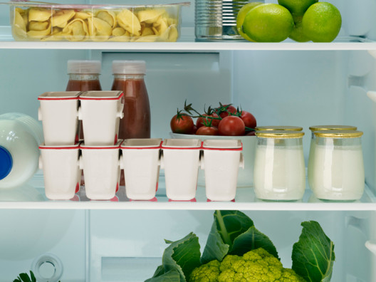These stackable, single-portion containers can help take your freezer from an unruly mess to beautifully organized.