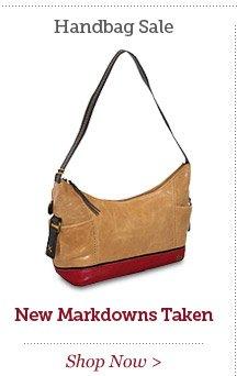 Winter Handbag Sale