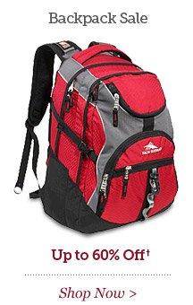 Winter Backpack Sale