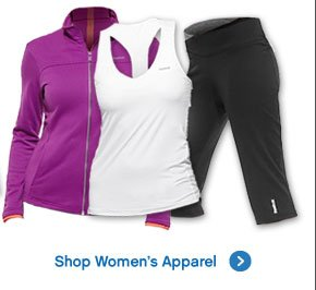 Shop Women's Apparel