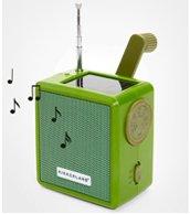 Dynamo Solar Crank Radio