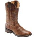 Double-H Men's Vintage Western Boots
