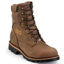 Chippewa Men's Waterproof Insulated Utility Work Boots