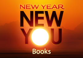 New Year, New You - Books