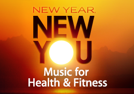 New Year, New You - Music for Health & Fitness