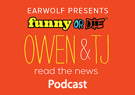 Owen & TJ Read the News - Podcast