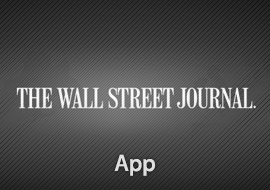 The Wall Street Journal - New on Newsstand