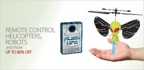 Remote Helicopters